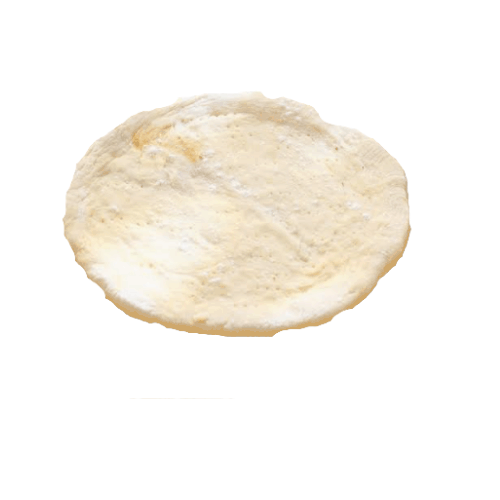 plain pizza base